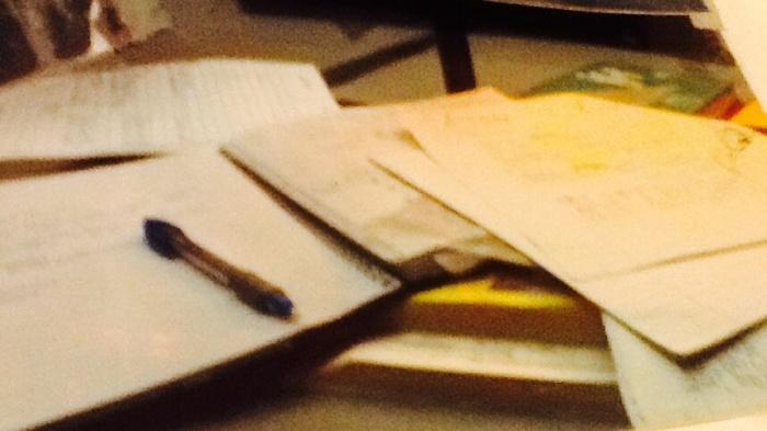 Writers, WRITE!! Right?
