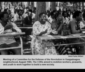 Burkina Faso-CDR