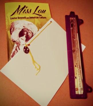 Miss Lou ° Bio-Book
